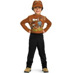 Boy's Tow Master Costume