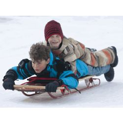 Classic Flyer Snow Sled