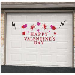 Valentine's Day Garage Door Magnet Set