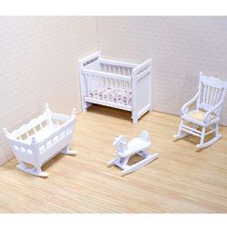 Wood Nursery Furniture Toys