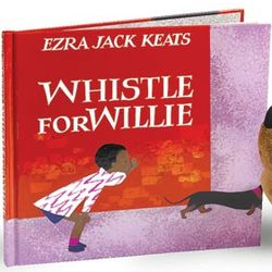 Whistle for Willie Hardcover Children's Book