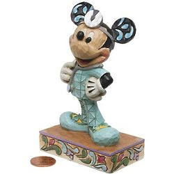 Mickey Mouse Doctor Figurine