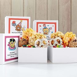 Big Day Mini Sampler Popcorn and Treats Gift Box
