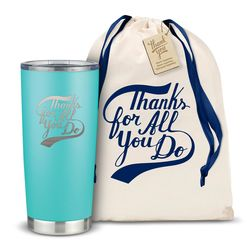 Thanks for All You Do Tumbler Gift Set