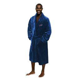 Buffalo Bills Men's Silk Touch Plush Bath Robe