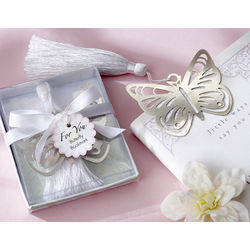 Butterfly Bookmark Wedding or Bridal Shower Favor