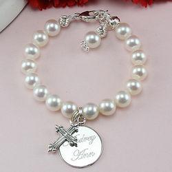 Classic Beauty Fine Freshwater Cultured Pearl Bracelet