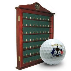 63 Ball Display Cabinet