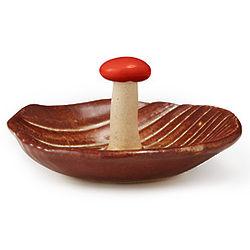Tiny Mushroom Ring Dish
