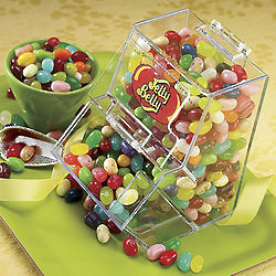 Jelly Belly Jelly Beans and Bin