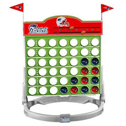 New England Patriots Connect 4