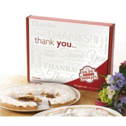 Racine Danish Kringles in Thank You Gift Box