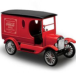 1:25 Scale COCA-COLA 1923 Model T Car Kit
