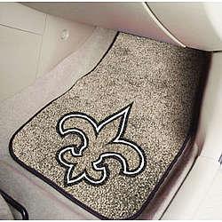 New Orleans Saints Car Mats