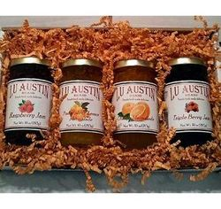 Jam and Marmalade Gift Box