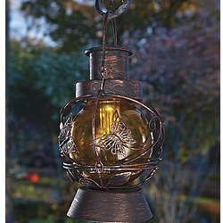Butterfly Solar Lantern