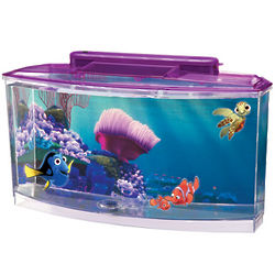 Finding Nemo Betta Aquarium Kit