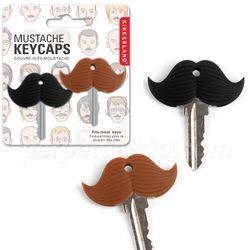 Mustache Key Caps