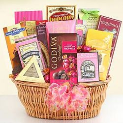 Mom's Ultimate Treat Gift Basket