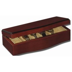 Maple Wood Watch Collector's Jewelry Box