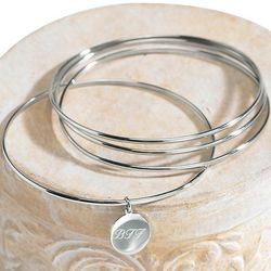 Stainless Steel Bangle Bracelets