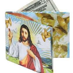 Hallelujah Bifold Wallet
