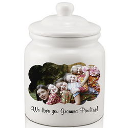 Design Your Own Custom Cookie Jar