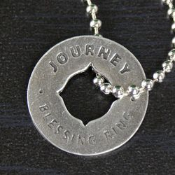 Journey Blessing Ring Charm