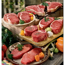 V.I.P. Steak Combination