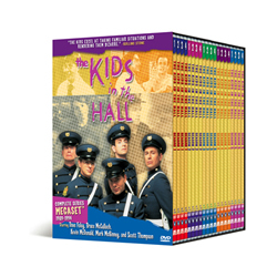 Kids in The Hall The - Complete Series DVD MegaSet