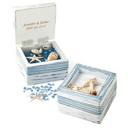 Sea of Love Starfish Favor Box