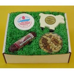 Lamb Sheer Delight Cheese and Sausage Gift Box