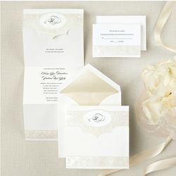 Blooming Love Wedding Invitations