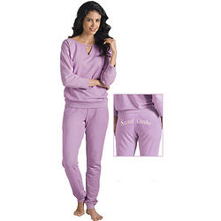 Tickled Pink Sweet Cheeks Lounge Set