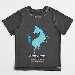 Chinese Zodiac Kid's T-Shirt