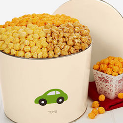 Boy Toys Popcorn Gift Tin