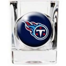 Tennessee Titans Personalized Shot Glass