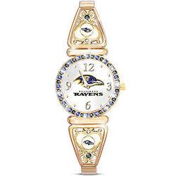 Women's My Ravens Ultimate Fan Wristwatch