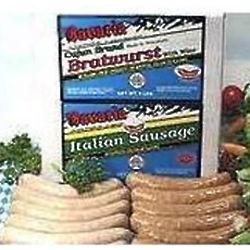 Spicy Combo Bratwurst