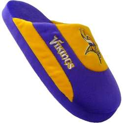 Minnesota Vikings Low Pro Stripe Slipper