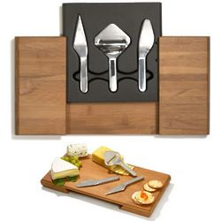 Personalized Complete Cheese Service Board