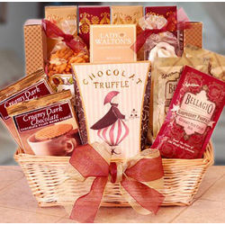 Offer Your Condolences Gift Basket