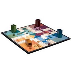 Deluxe Parcheesi Game