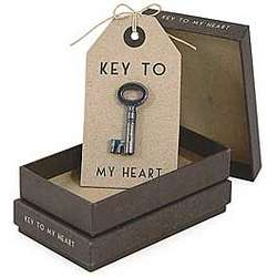 Key to My Heart Skeleton Key