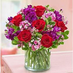 Valentine Magic Floral Bouquet