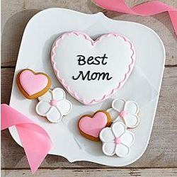 Mother's Day Diva Mom Cookie Gift Box