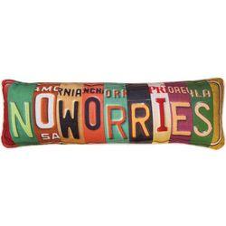 No Worries Pillow