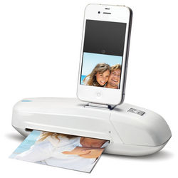 Direct to iPhone and iPod Scanner