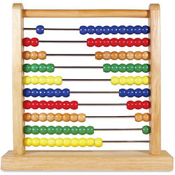 Wood Abacus Toy
