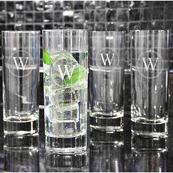 Mojito Cocktail Glasses